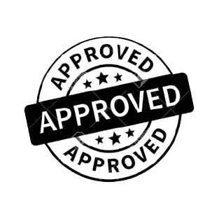 5. Approvals